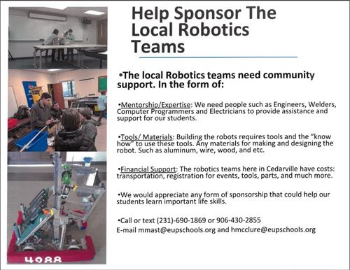 Support Robotics