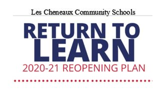 RETURN TO LEARN 2020-2021 UPDATES